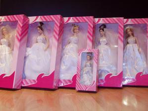 máteli zájem milé nevěsty mám pár k mání :-) 100,-kus