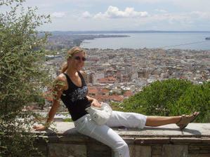 výhled na Soluň