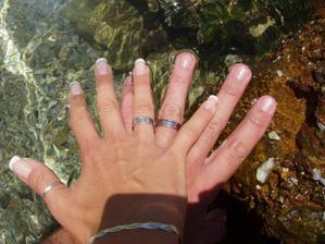 prstýnková v moři :-)
