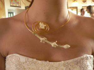 šperk od paní květinářky