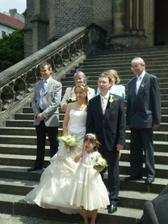 rodinná fotka
