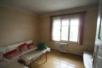 menší pokoj v patře