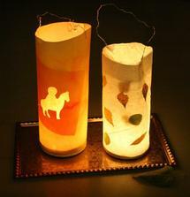 svatomartinské lampiony