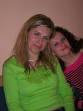 já a moje kamarádka Peťulka