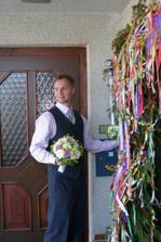 skoromanžílek-už si šel pro nevěstu.-)