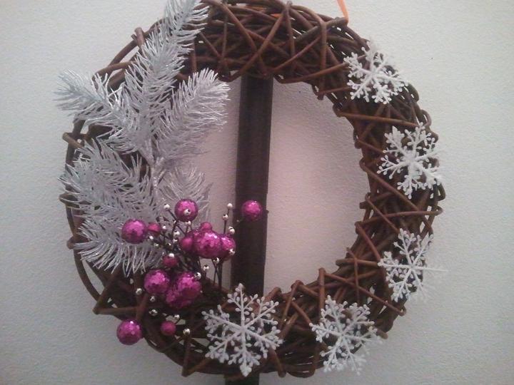 Handmade & vánoce - v nedělu příde na dveře :-)