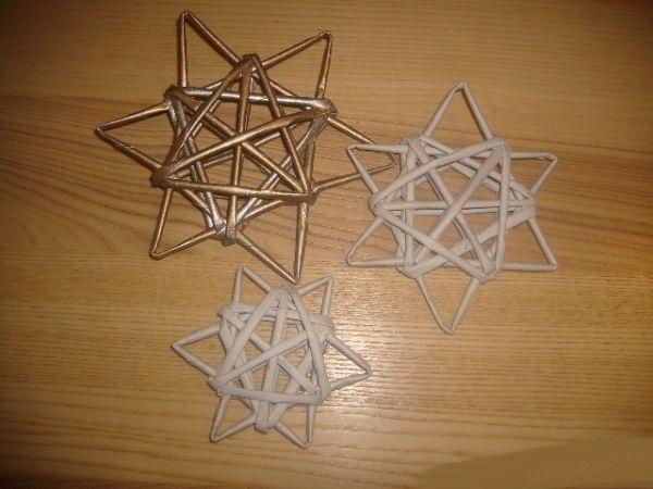 Handmade & vánoce - musím je vyzkoušet, vypadá to snadně :-)