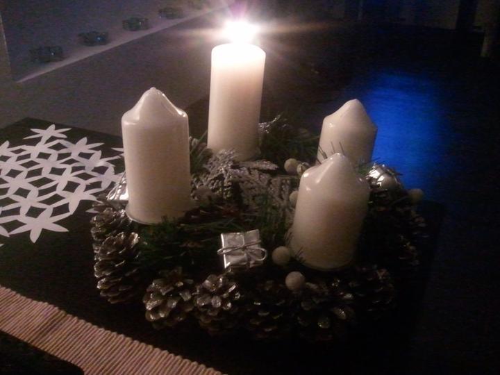 Handmade & vánoce - první advent za námi :-)