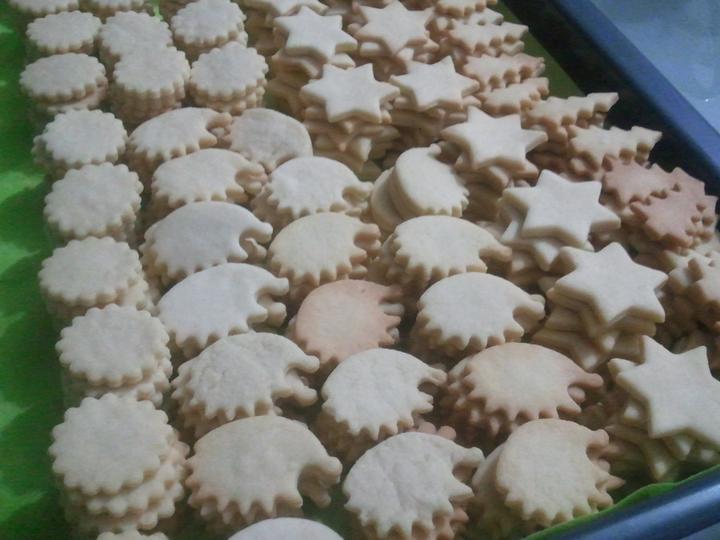Handmade & vánoce - začli jsme tím lehčím :-)
