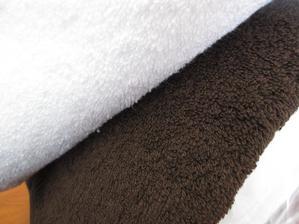 kvalita mi příde standartní, přirovnala bych je k ručníkům z tesca, které používám už pár let, uvidím až je vyperu, jak budou sát :-)