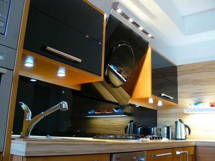 Kuchyna - LED osvetlenie