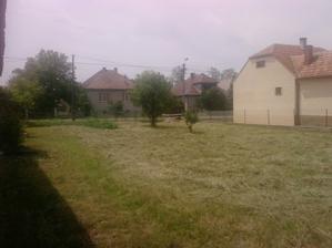 pozemok pre budúci domček