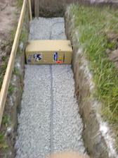 bleskozvod+priechod na kanalizáciu