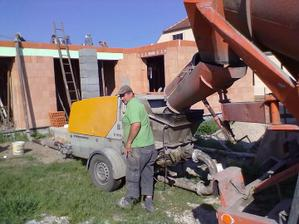 24.5.2011 sme betónovali strop