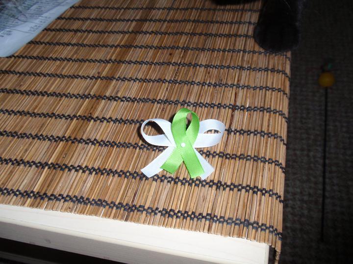 Zelená svatba - moje práce:-)