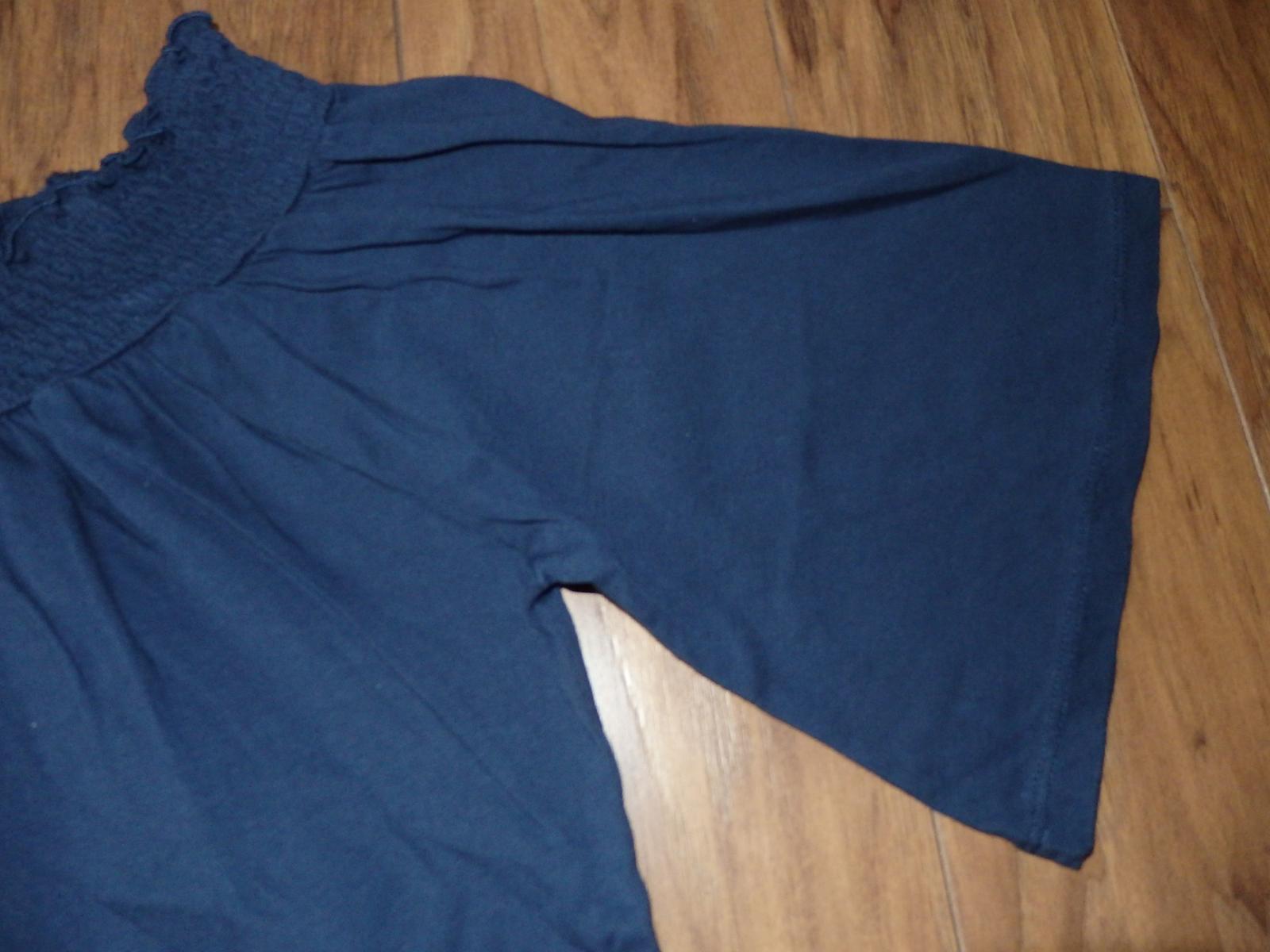 vyšívané tričko / tunika - Obrázok č. 3