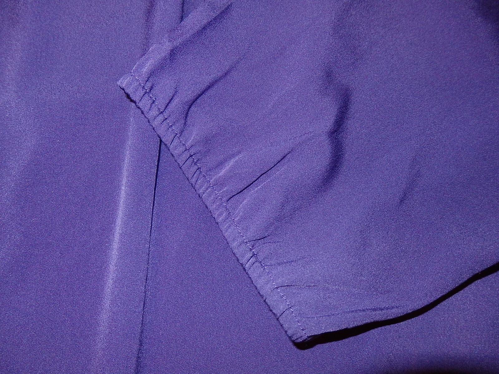 slivkovo fialová blúzka - Obrázok č. 2