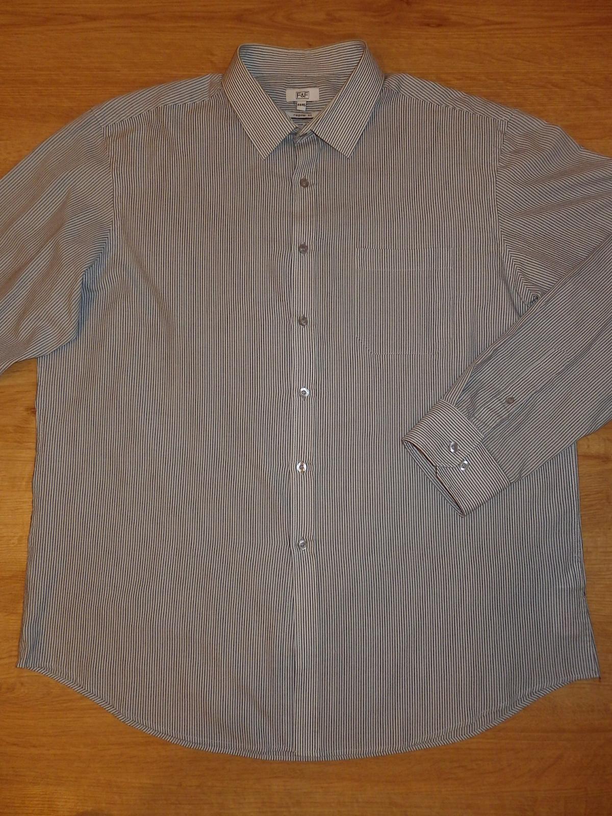 pásiková košeľa - Obrázok č. 1
