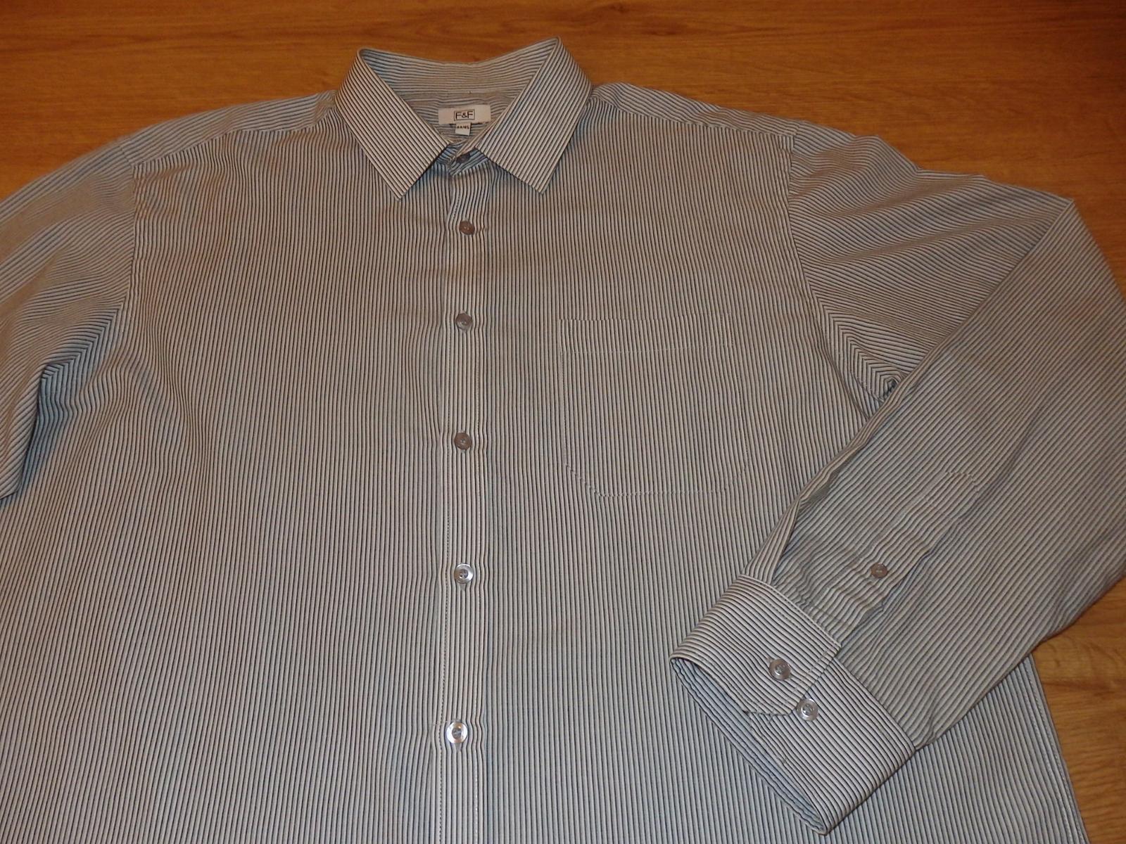 pásiková košeľa - Obrázok č. 3