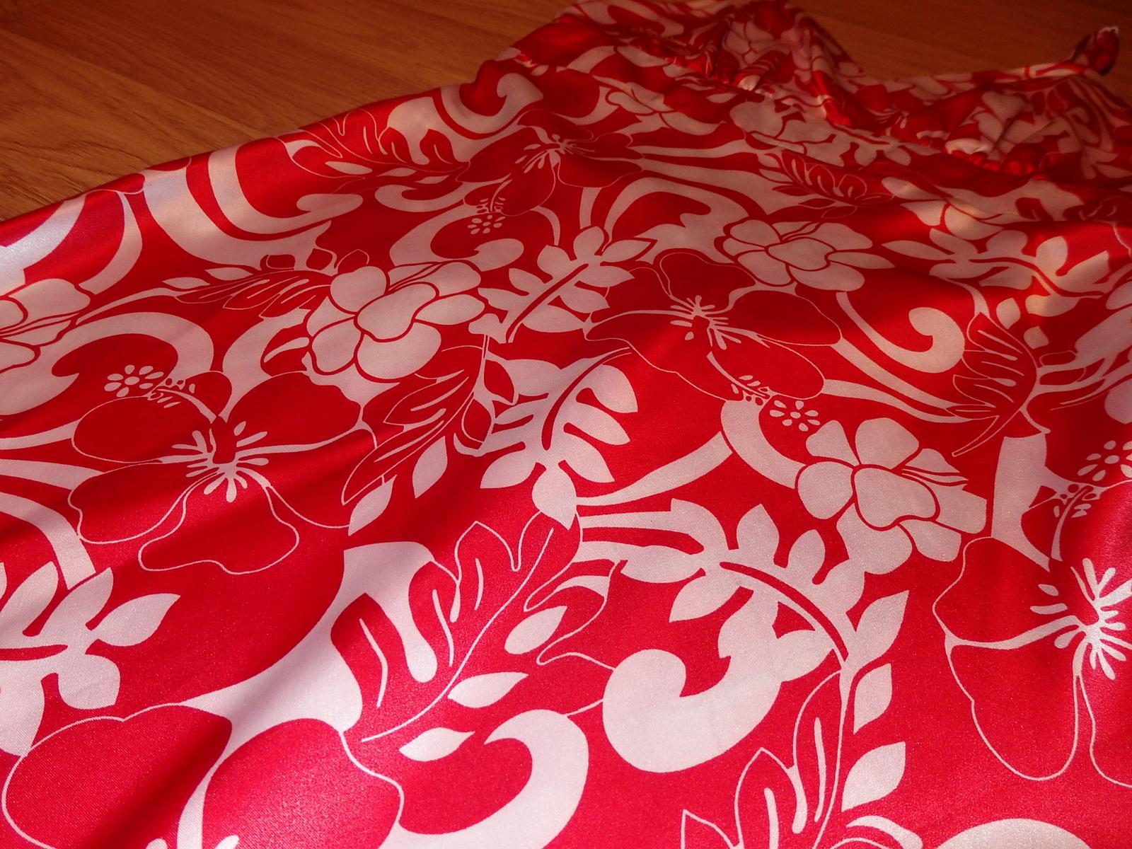kvetované šaty - Obrázok č. 4
