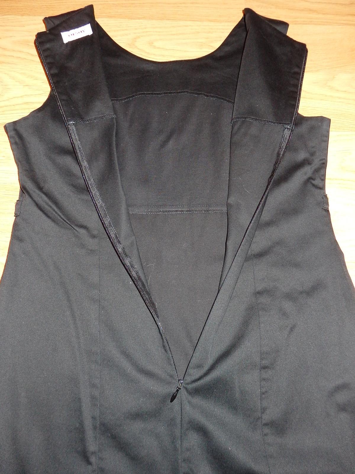 Puzdrové business šaty - Obrázok č. 3