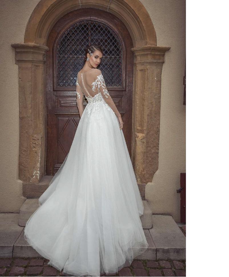 Milady - svadobný salón - Pauline