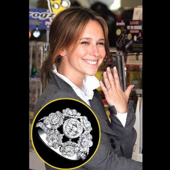 ♣ Celebrity a ich prstienky ♣ - Jennifer Love Hewitt
