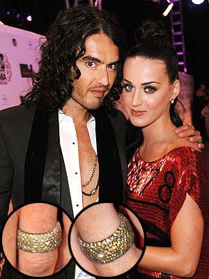♣ Celebrity a ich prstienky ♣ - Katy Perry