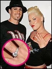 ♣ Celebrity a ich prstienky ♣ - P!nk
