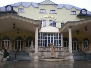 naša svadobná cesta Hotel APHRODITE