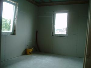 rohový dětský pokoj (Tomáškův)