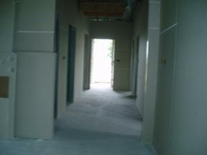 chodba - hlavní koridor domu