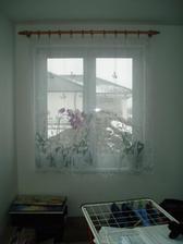 moje orchidejové okno