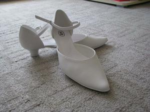 moje botičky... už jsou doma...