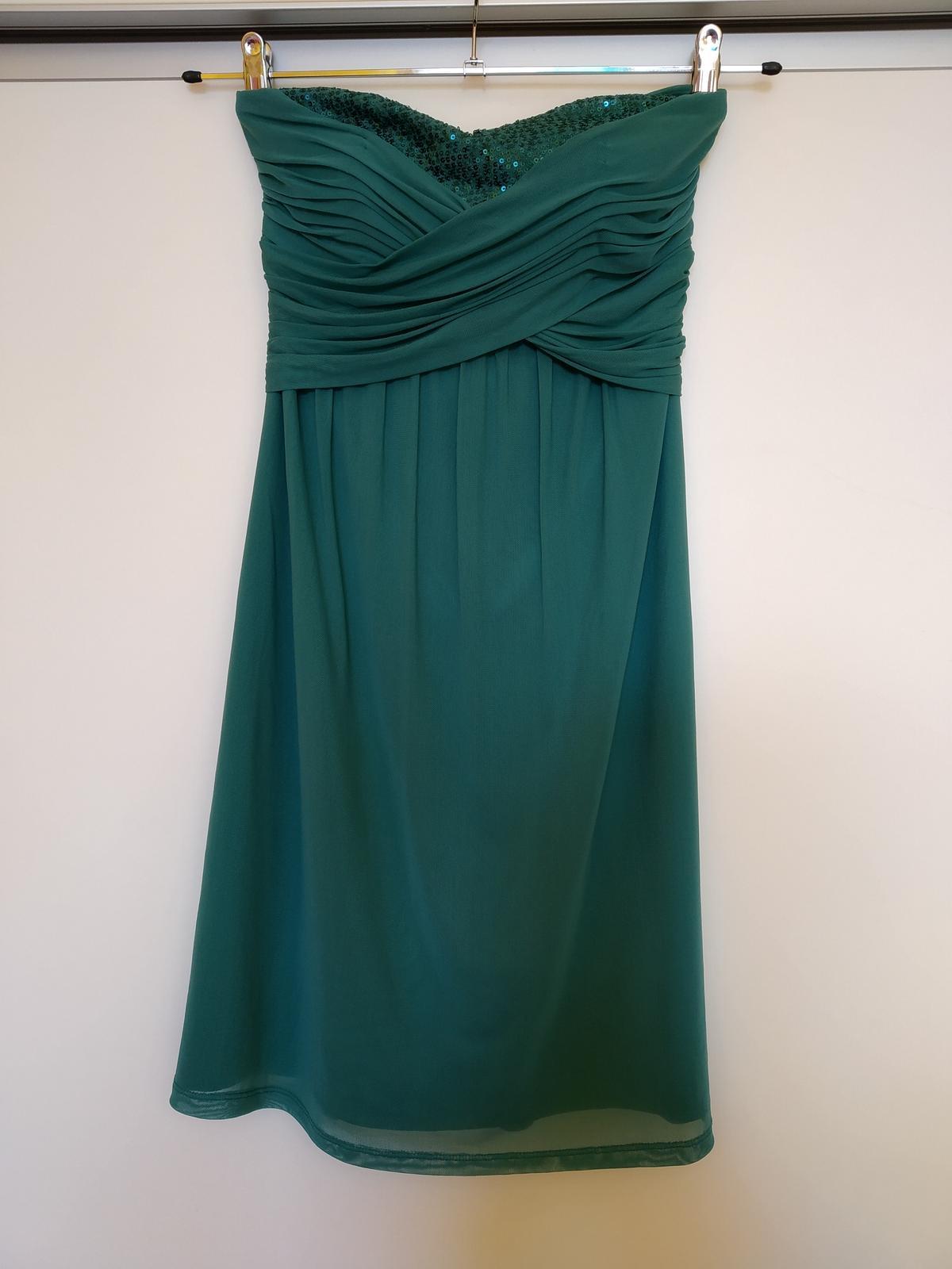 Zelené šaty Esprit - Obrázok č. 1