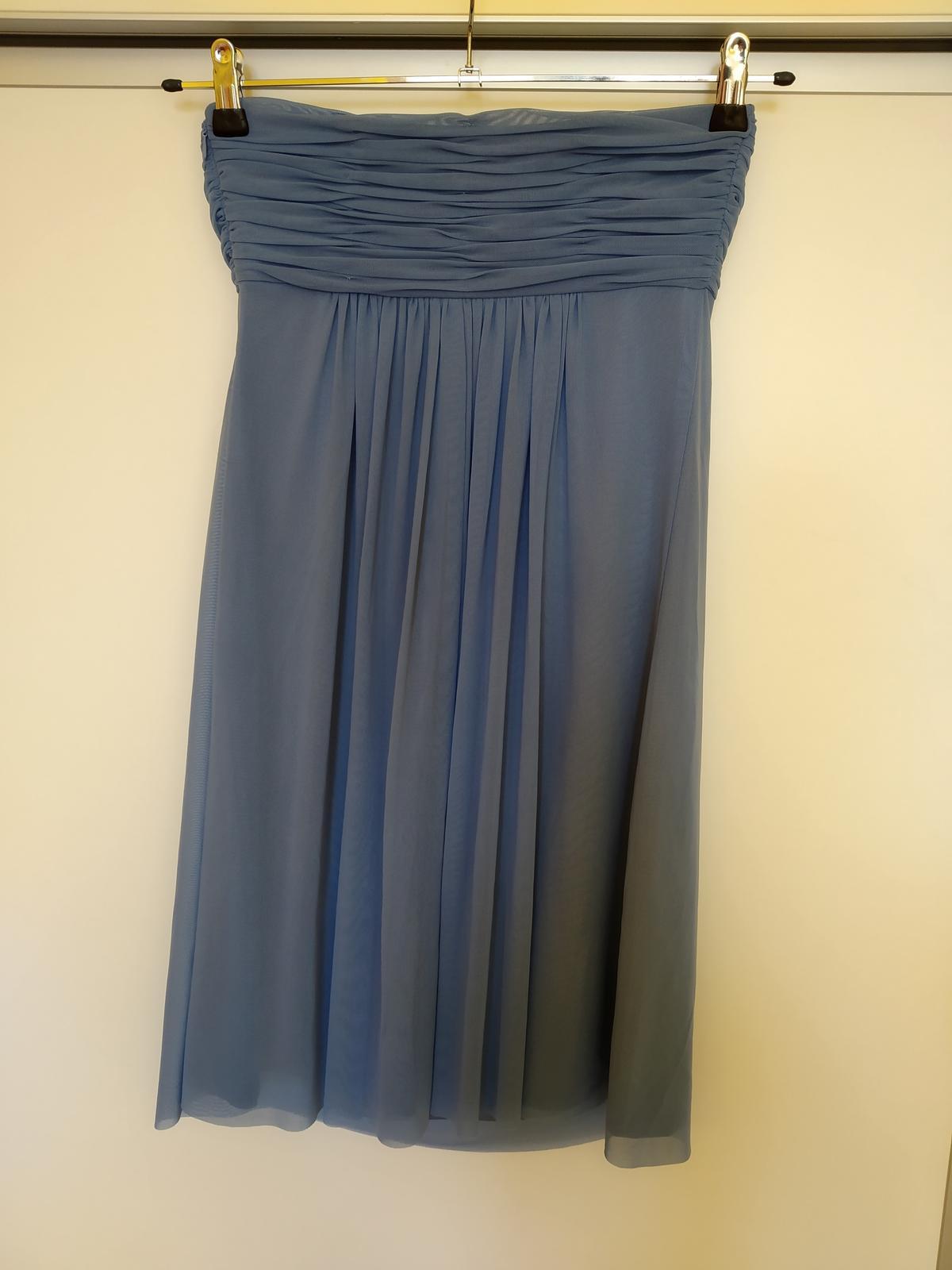 Modré šaty Esprit - Obrázok č. 2