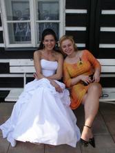 s mou sestřenkou