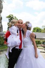 Tatino a jeho dve baby...