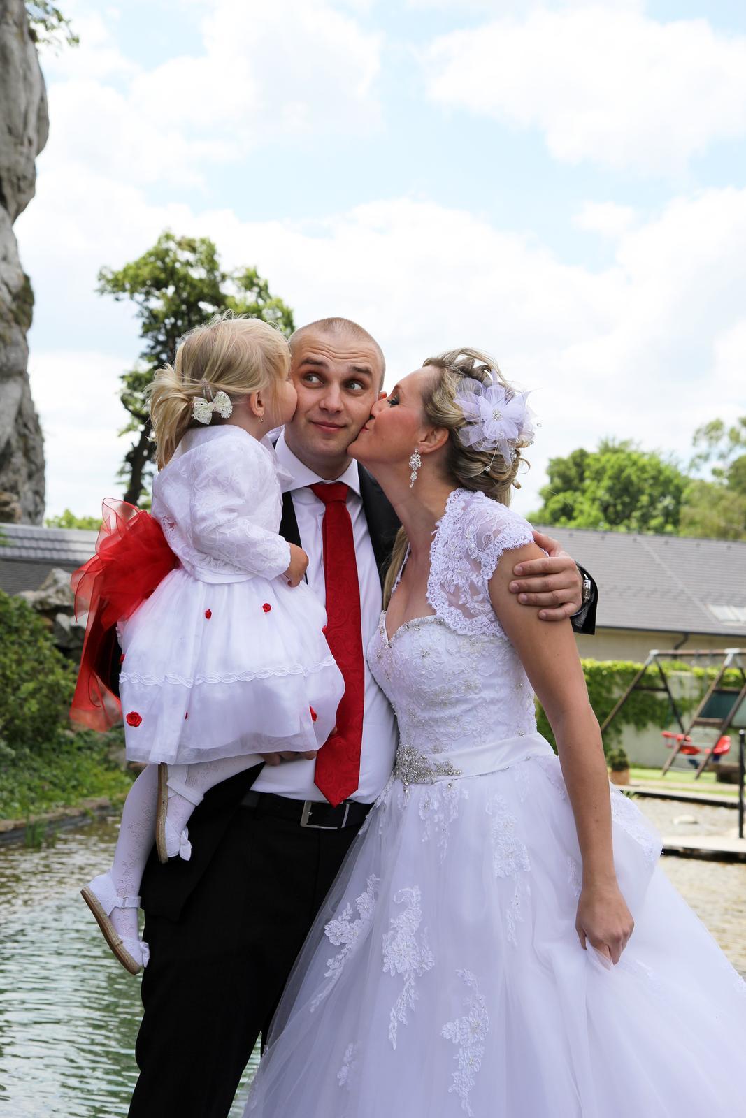 Lenka{{_AND_}}Tomáš - Tatino a jeho dve baby...