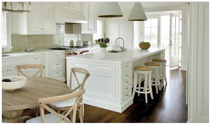 Drevo a biela v kuchyni - Obrázok č. 31
