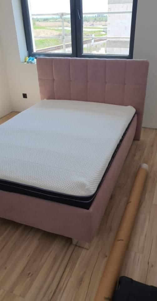 Pomaly finisujeme - Blanář posteľ pre dcérku