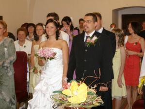 Manželé Dandovi...:-)