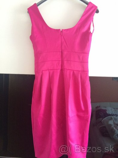 Cyklamenové šaty - Obrázok č. 1
