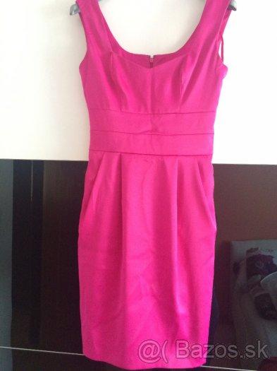 Cyklamenové šaty - Obrázok č. 2