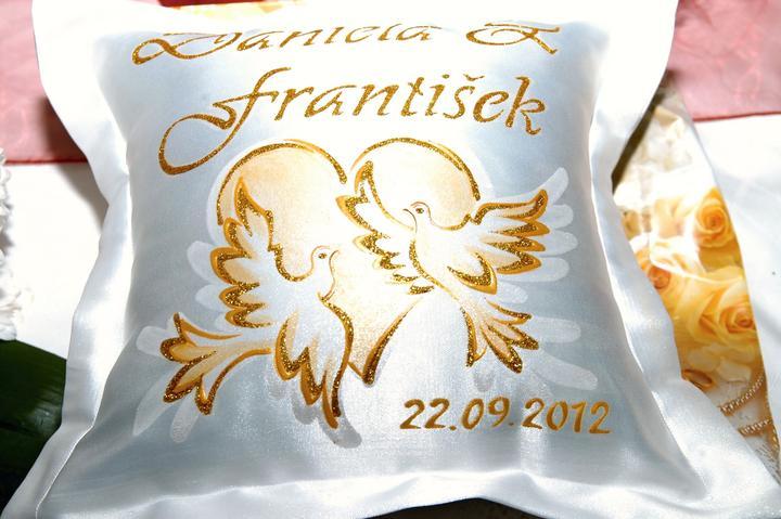 Daniela{{_AND_}}František - vankúšik.....
