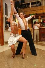 prekvapenie večera - tanečné výstupenie