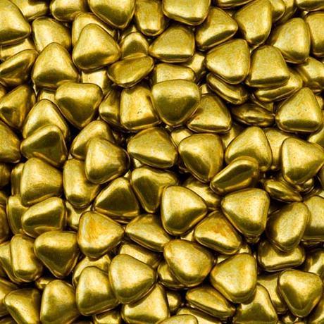 Čokoládové mini srdiečka - 1kg - Obrázok č. 1