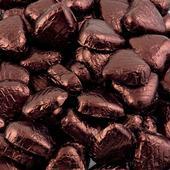 Mliečne čokoládky - srdiečka - 100ks,