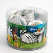 Mliečne čokoládky - mince Disney - 60ks,