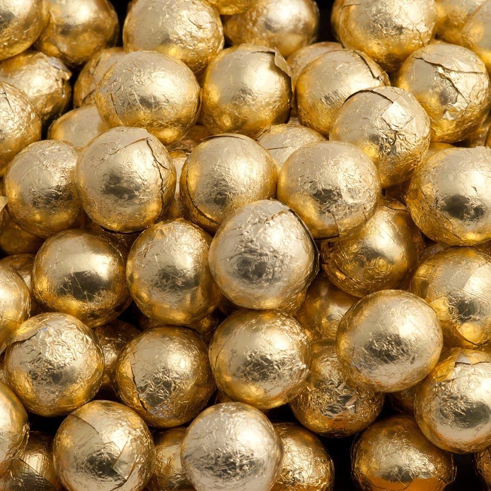 Čokoládové guličky - balenie 108ks - Obrázok č. 1